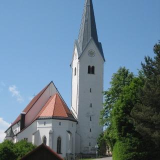 Kirche Stiefenhofen