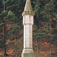 "Bezegg-Sul als Denkmal an das ""Hohe Gericht auf der Bezegg"""