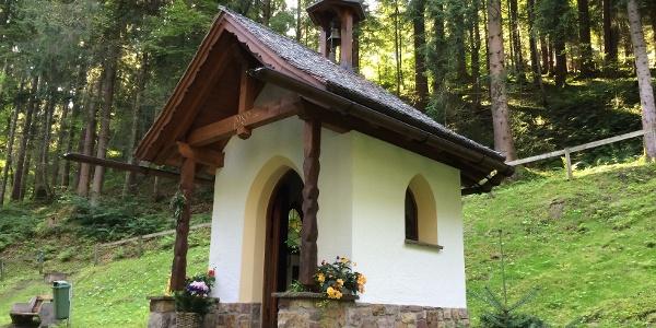 Mansaura Kapelle