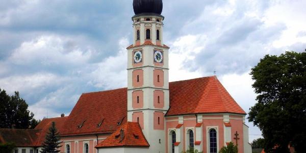 Wallfahrtskirche Mussenhausen