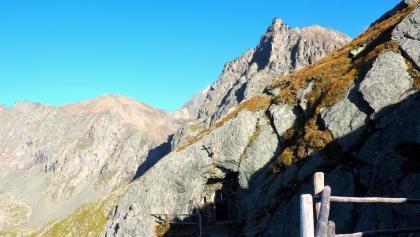 Höchste Kapelle (2650m) der Ostalpen