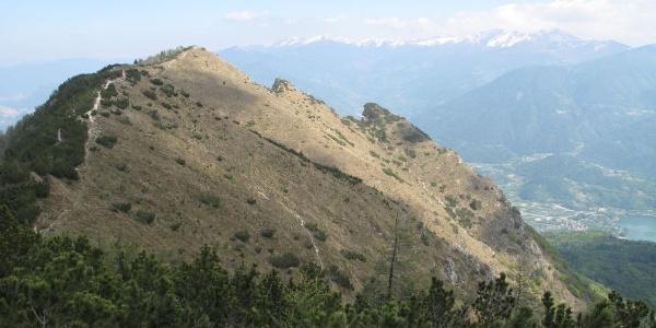Rifugio Maranza - Cima La Marzola.