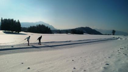 Alpenblickloipe in Moosbach