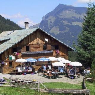 Bergkristallhütte