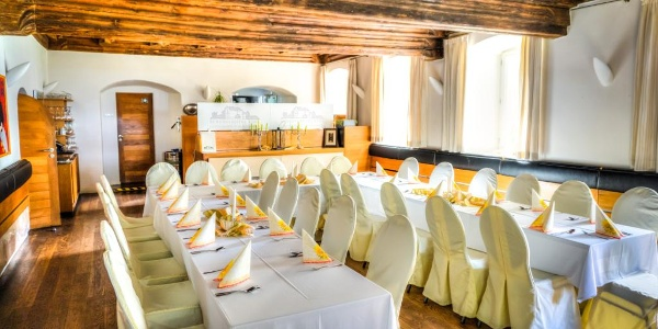 Veranstaltungssaal - Schlosshotel Eyba