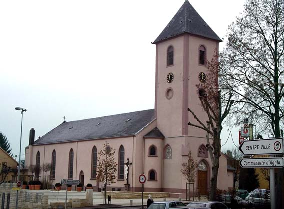 LS 4 Eglise St-Denis, Sarreguemines-Neukirch