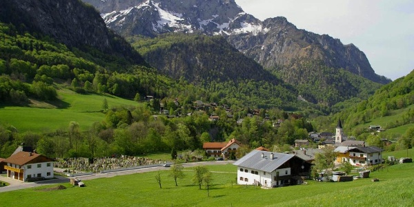 Berchtesgadener Panoramatour