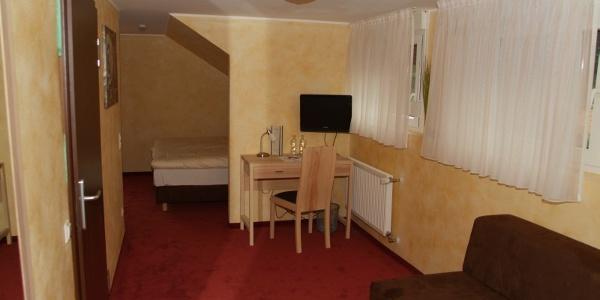 Suite im Hotel Westenholz