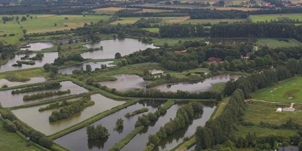 Naturschutzgebiet Rietberger Fischteiche