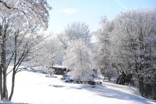Winter auf der Zollernalb