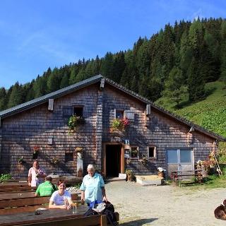 Harbachalm, 1.612 m