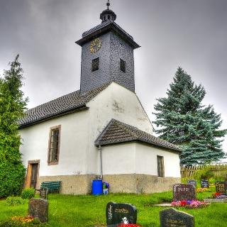 Dorfkirche - Seitenbrück