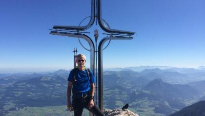 Gipfel Hoher Göll