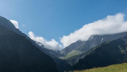 Blick auf den Panixer Pass