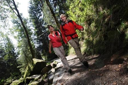 Wanderung auf dem Heilklima-Wanderweg 6 rund um Höchenschwand