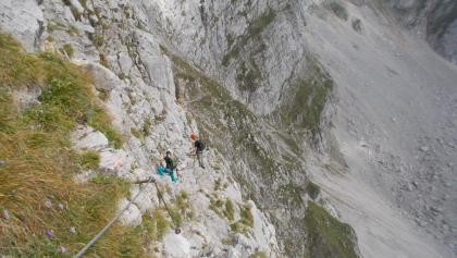 Klettersteig Wilder Kaiser : Die schönsten klettersteige am wilden kaiser
