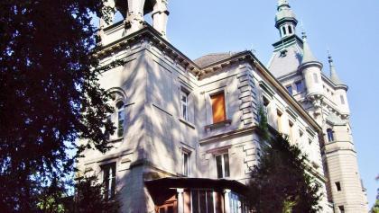 Schloß Castell oberhalb Tägerwilen 1585 erbaut