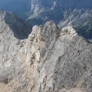 Abstieg vom Triglav zur Dolichütte