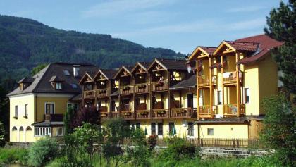 Hotel Platzer in der Künstlerstadt Gmünd