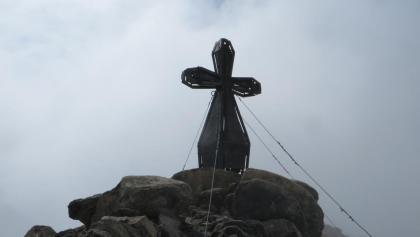 Das Gipfelkreuz am Kendlspitz