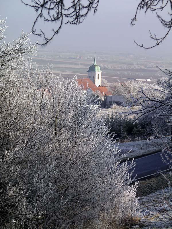 Jakobsweg-Etappe Medelsheim bis Gräfinthal (Südroute)