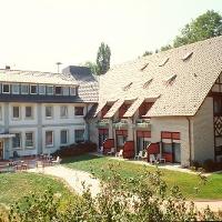 Außenansicht vom Hotel Mönter-Meyer