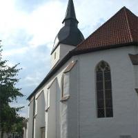 Stiftskirche Levern Ostseite