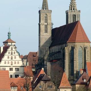 Kirche St. Jakob.
