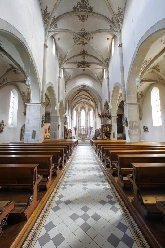 Münster St. Johannes Bad Mergentheim