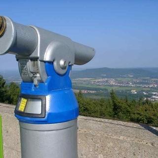 Blick vom Arzbergturm