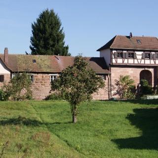 Wasserschloss Malmsbach