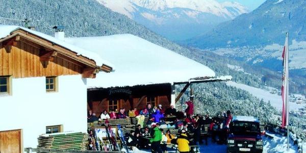Fronebenalm Winter