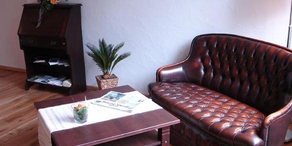 Lobby im Altstadthotel Detmold