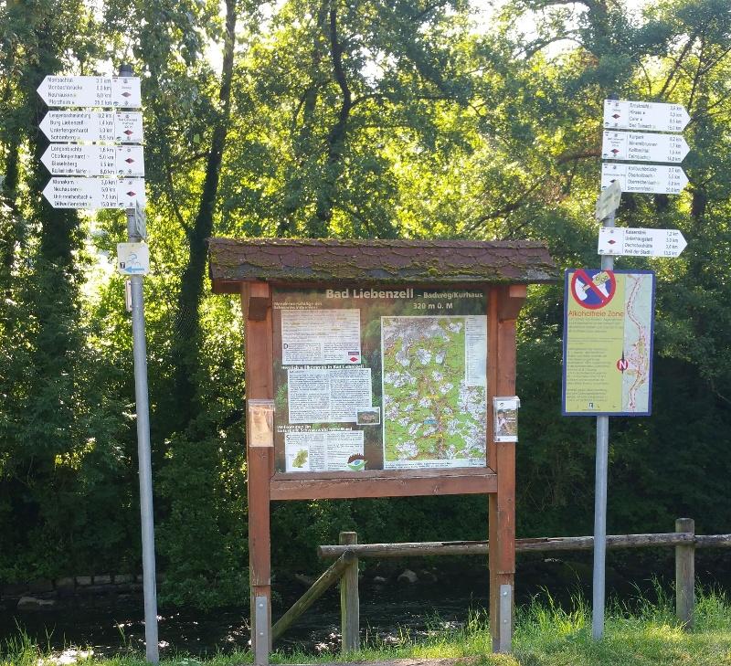Ostweg Etappe 2: Bad Liebenzell - Oberhaugstett