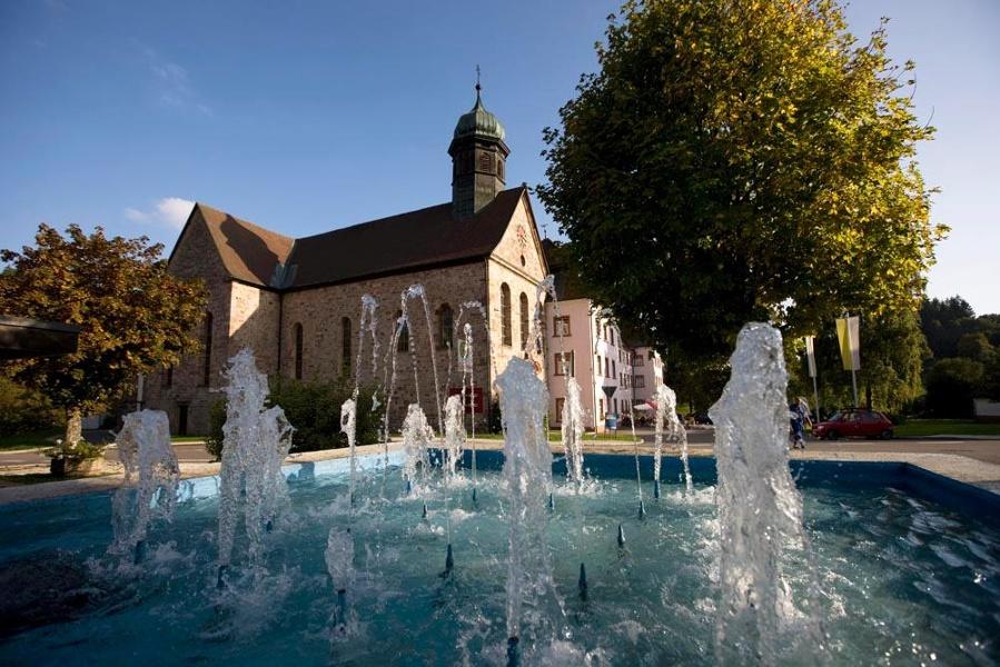 Von Löffingen über Friedenweiler und Eisenbach zum  Kirnbergsee
