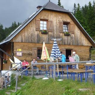 Seetaler Alpen-St.Martiner Hütte 1541 m