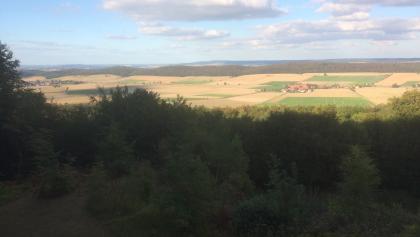 Blick vom Balkon Richtung Hannover