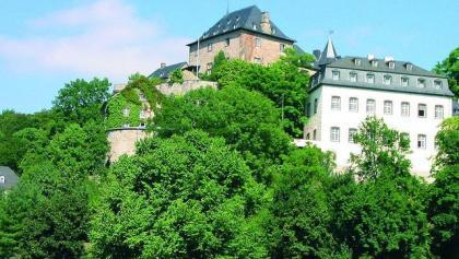 Eifelsteig Etappe 6: Kloster Steinfeld - Blankenheim_Blankenheim Burg