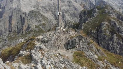 Gipfelkreuz Taghaube