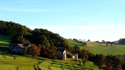 Josefsheim oberhalb des ehemaligen Klosters