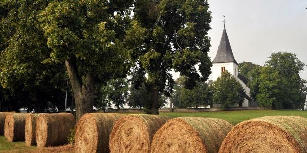 Nunkirche im Herbst