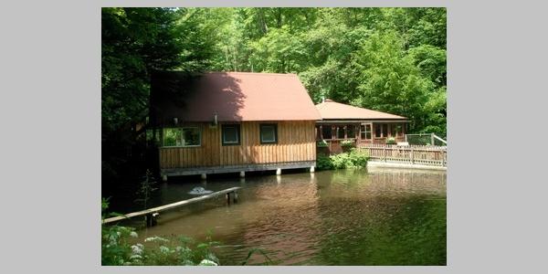 Fischerhütte Klause