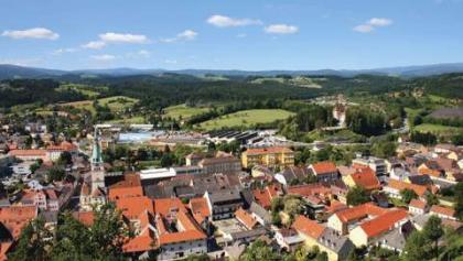 Panoramablick auf Voitsberg