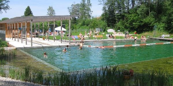 Wassererlebnis Bedernau (Aktiv Park Kneippland Unterallgäu)