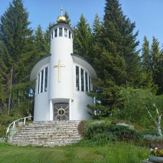 Koralpe - Kapelle Maria Schnee
