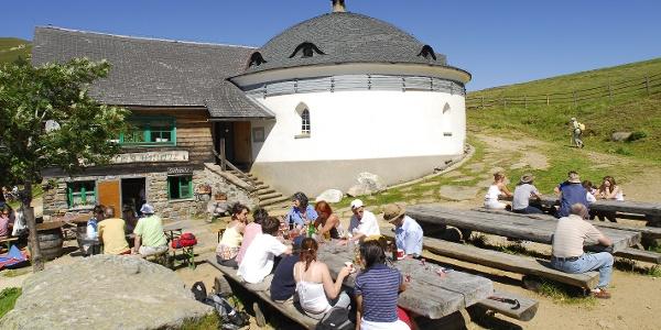 Koralpe - Grillitschhütte