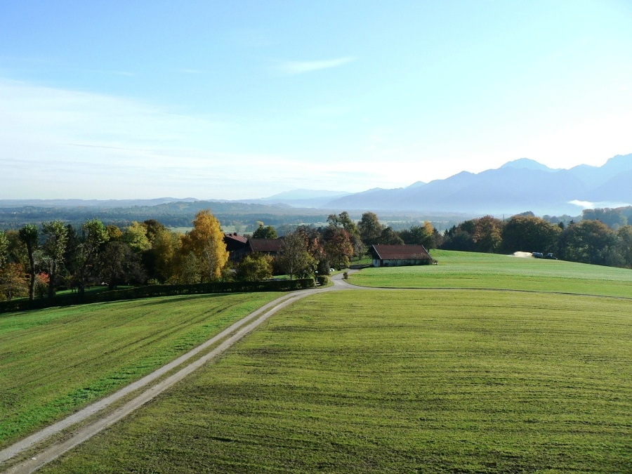 Panoramaweg-©Quelle: Gemeinde Bernau a. Chiemsee