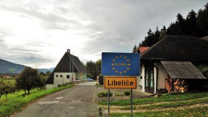 Grenzübergang Libelice