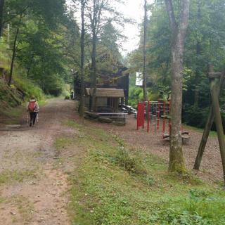 Wolfsschlucht Hütte, 21. September 2016 14:02:08