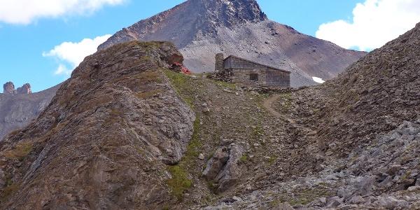 Alte Zollwachhütte